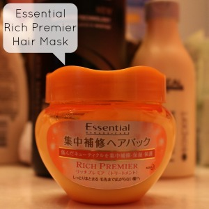 essential hair mask