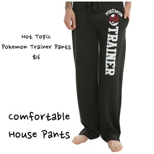 hot topic pants