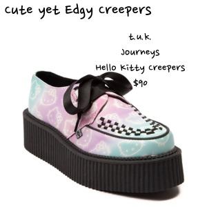 tuk creepers