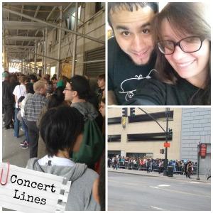 Concert Lines