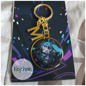Miku Keychain