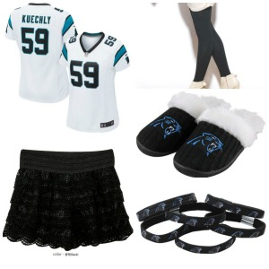 nfl outfit