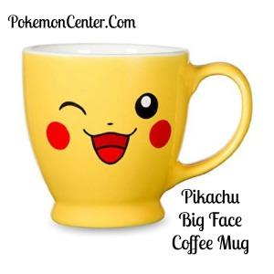 pikachu mug