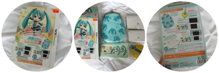 recent purchase miku box
