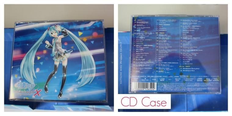 Project Diva CD