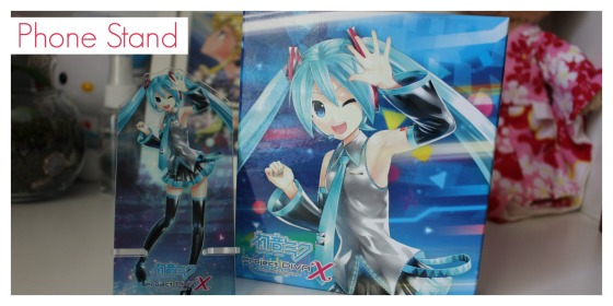 Project Diva Phone Stand