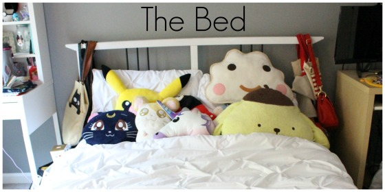 Room Tour Bed