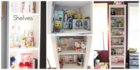 Room Tour Shelves
